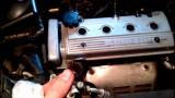 Замена прокладки клапанной крышки Geely MK