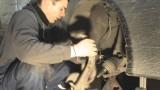 Замена нижней шаровой Honda Accord 7