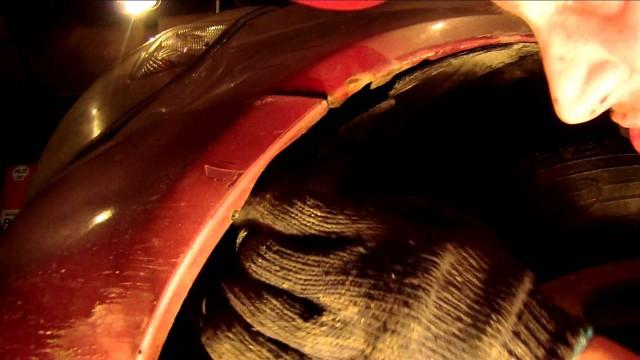 Замена ламп ближнего/дальнего света Honda Fit/Jazz 2