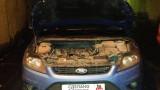 Промывка инжектора, замена свечей и воздушного фильтра Ford Focus