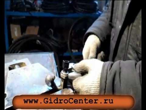 Ремонт шланга высокого давления ГУР Nissan Teana