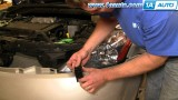 Снятие и замена передней фары Nissan Murano
