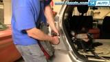 Снятие и замена задней фары Nissan Murano