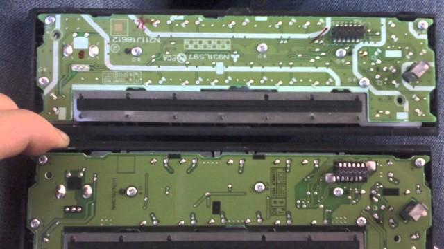 Снятие магнитолы Mitsubishi L200