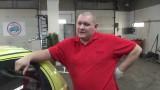 Снятие облицовки двери багажника Daewoo Matiz