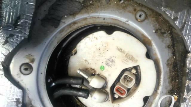 Замена бензонасоса Nissan Maxima QX A32