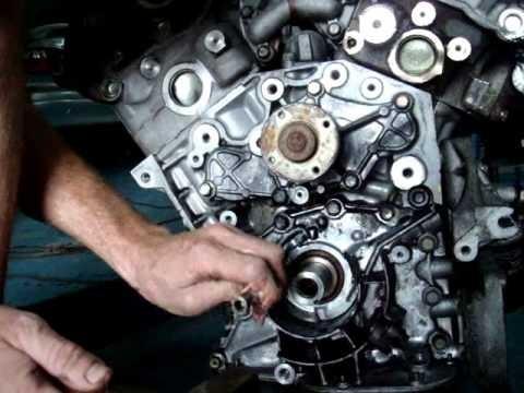 Замена двигателя Mazda 323 F BA
