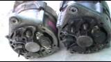Замена генератора Ford Sierra