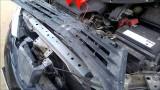Замена клаксона Nissan Tiida