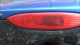 Замена лампы дополнительного стоп-сигнала Nissan Note