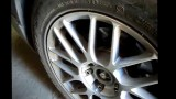 Замена левого привода Nissan Primera P12