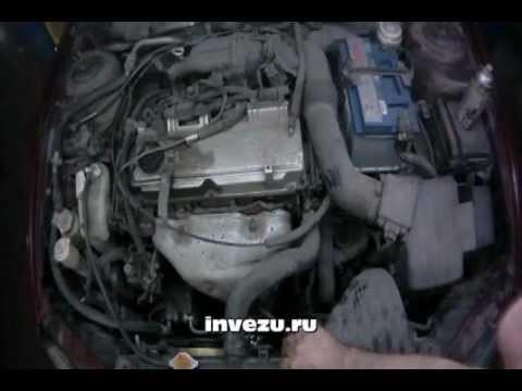 Замена лямбды-зонда Mitsubishi Galant