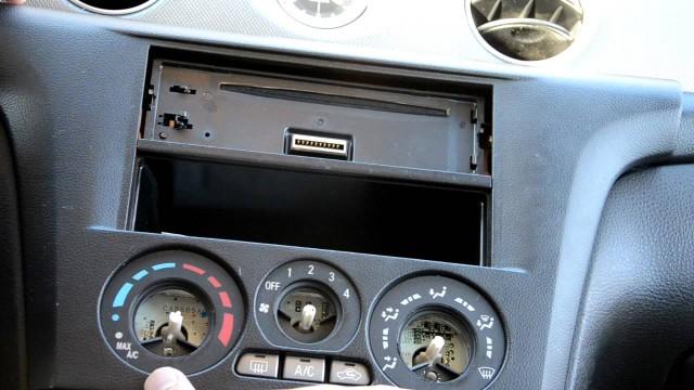 Замена магнитолы Mitsubishi Outlander