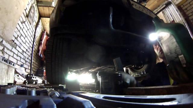 Замена масла Jeep Grand Cherokee