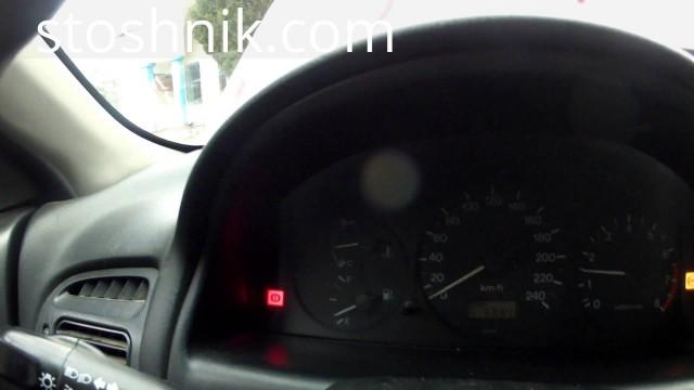 Замена охлаждающей жидкости Mazda 626 GF