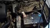 Замена подушки КПП (вариатора) Nissan Primera P12