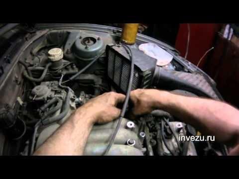 Замена прокладки клапанной крышки Mitsubishi Galant