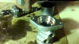 Замена сальника рулевой рейки Nissan Primera
