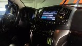 Замена салонного фильтра Lexus LX 570
