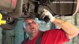 Замена шаровой опоры Daewoo Matiz