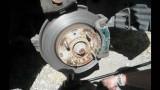 Замена тормозных колодок Mitsubishi Lancer 9