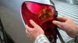 Замена задней фары и ламп Mitsubishi L200