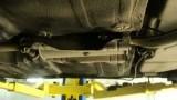 Замена задних тормозных колодок Daewoo Nexia