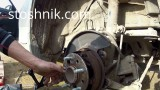 Регулировка ручника Toyota Camry