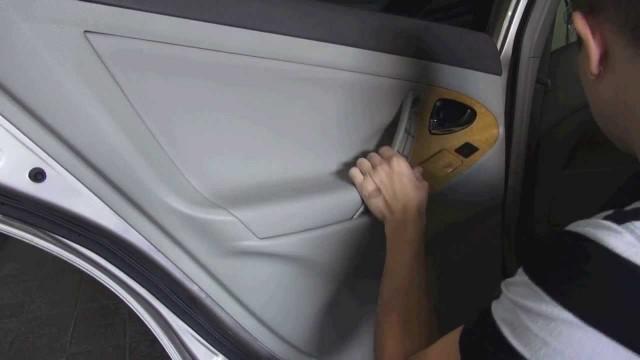 Разборка двери Toyota Camry 2006-2011