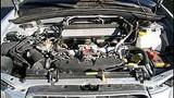 Снятие интеркулера Subaru Forester