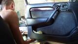 Снятие обшивки двери Opel Vectra A