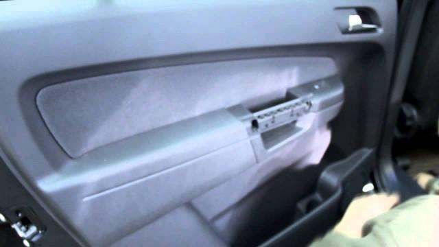 Снятие обшивки задней двери Opel Zafira