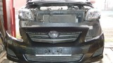 Снятие переднего бампера Toyota Corolla