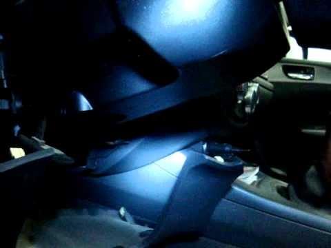Установка противотуманных фар Subaru Impreza