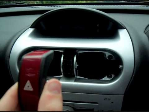 Замена кнопки аварийной остановки Opel Corsa C