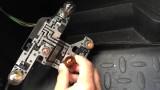 Замена лампочек в задней фаре Toyota Avensis