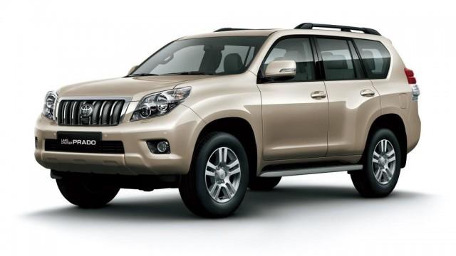 Замена лобового стекла Toyota Land Cruiser Prado 150