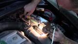 Замена масла в коробке Skoda Octavia A5