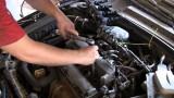 Замена прокладки крышки клапанов Opel Vectra B