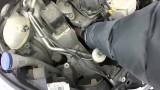 Замена ремня генератора Peugeot 308