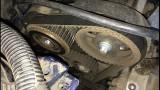 Замена ремня ГРМ и помпы Peugeot 406