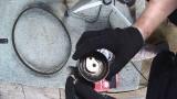 Замена ремня ГРМ, ремня навесных агрегатов, насоса охлаждения Peugeot 206