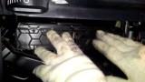 Замена салонного фильтра Skoda Octavia A7