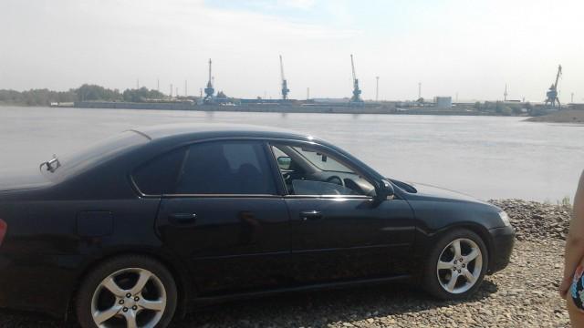 Замена салонного фильтра Subaru Legacy B4