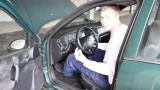 Замена топливного фильтра Opel Vectra B