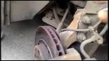 Замена тормозных колодок и дисков Opel Vectra B
