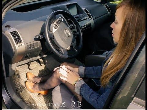 Замена воздушного фильтра Toyota Prius