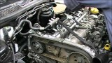 Замена впускного коллектора и ремня ГРМ Opel Vectra C 1.9TDI