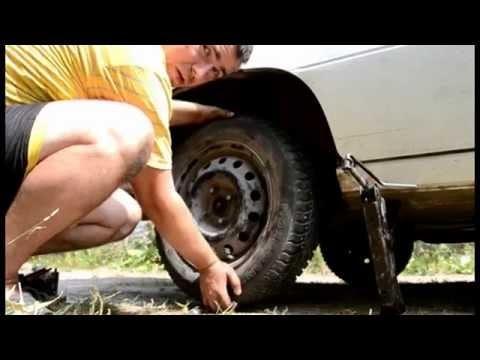 Замена задних ступичных подшипников Opel Kadett