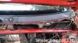 Обслуживание трапеции стеклоочистителя Volkswagen Passat B3